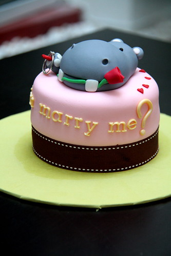 will u marry me?