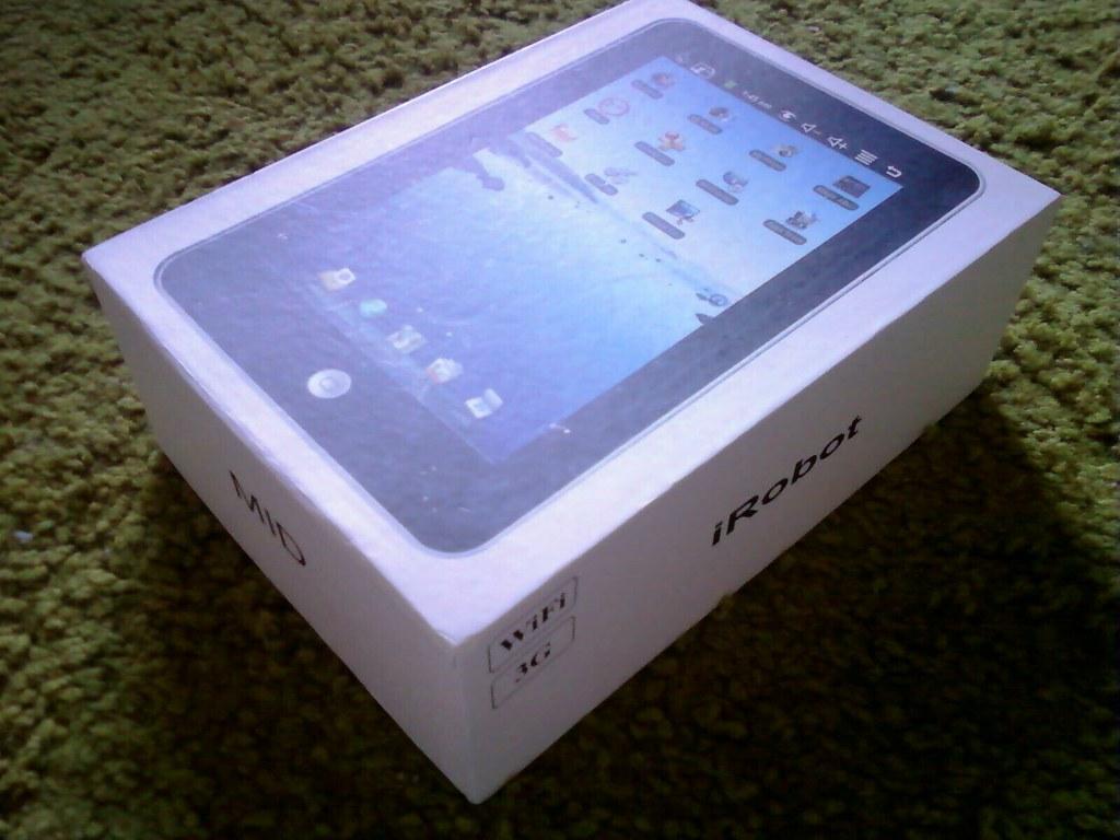 iRobot MID WiFi 3G