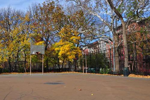 Autumn, Tompkins Square Park.