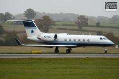 N771AV - 1197 - Private - Gulfstream IV - Luton - 101102 - Steven Gray - IMG_4337