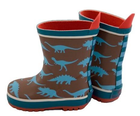 Toby Tiger, botas de agua, abrigos e impermeables de Toby Tiger, moda infantil colección de invierno