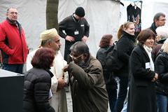 IMG_0998 (Soldiner Kiez Kurier) Tags: wedding fest moabit bürger hanke interkulturell opferfest bezirksbürgermeister wirsindda gemeinsamesesse ansprachen