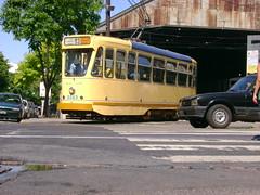 "Coche 9069 ""Bruselas"" - Car No 9069 ""Brussels"" (kapitanbar) Tags: aniversario 30 buenos aires anniversary tram 30th streetcar et caballito tranvia acec nivelles brugeoise"