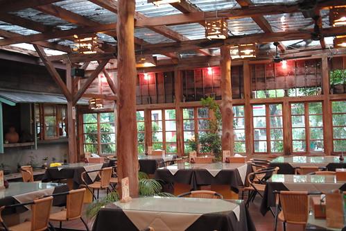 奇業檜木餐館