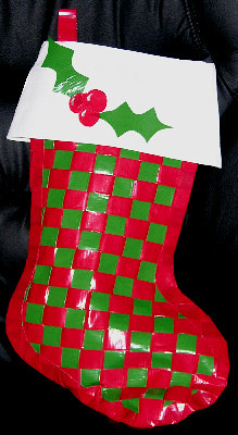 ducktapestocking