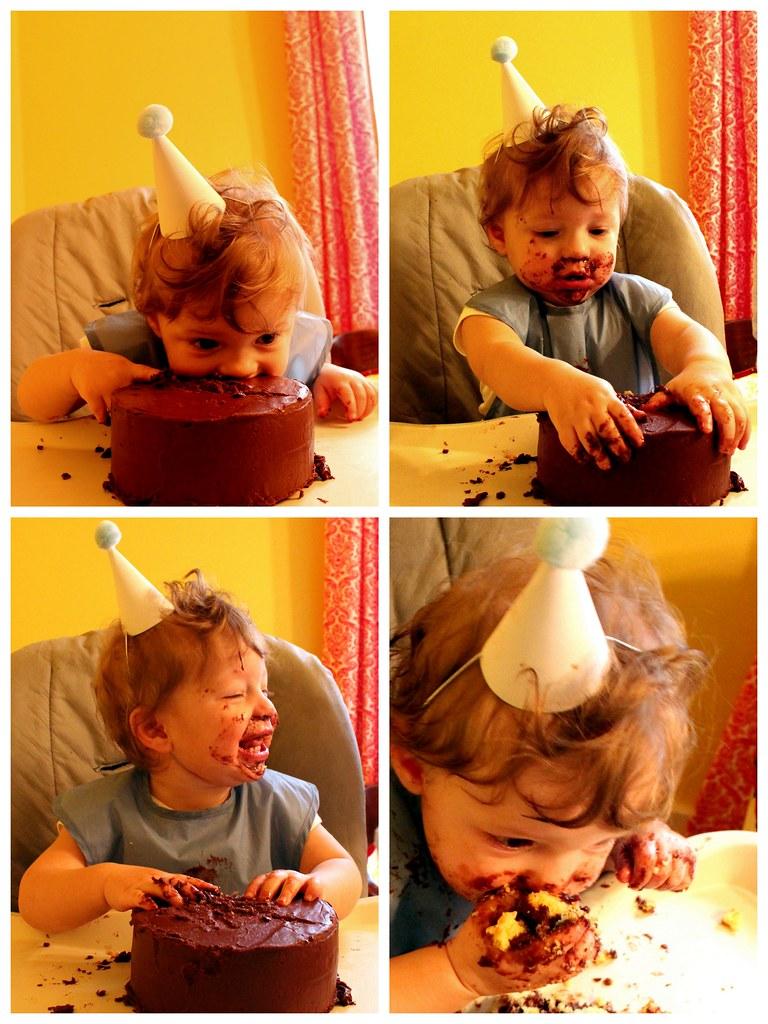 let him eat (tiny) cake