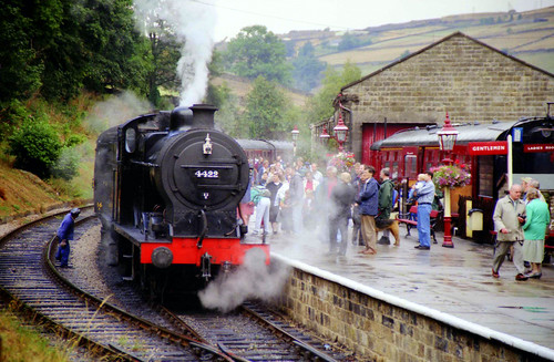 The Keighley & Worth Valley Railway
