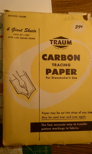 Carbon Tracing Paper