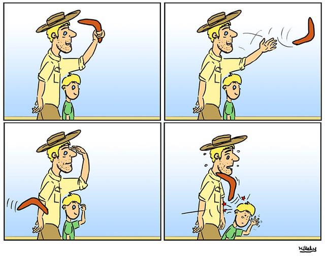 comics-strips - Boomerang