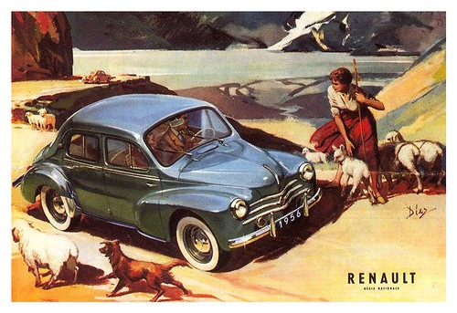 014-Old Vintage Antique Classic Car Posters