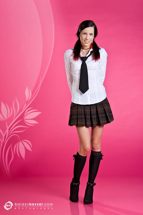 Sexy teen schoolgirl-3463