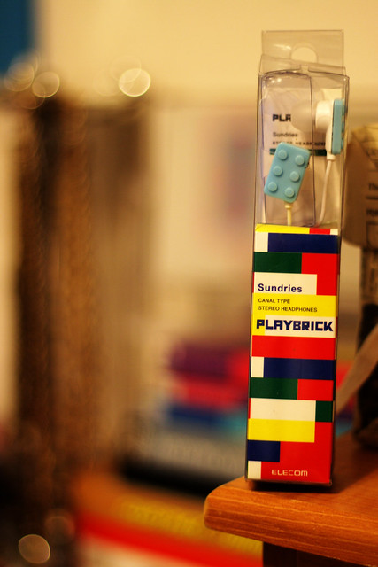 Day 86 - Lego Earphones