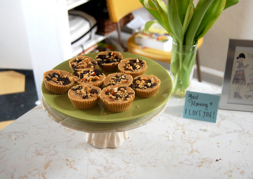 vegan reverse PB cups