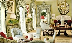 image_thumb[6] (mscott218) Tags: flowers blue windows red wallpaper white green art mirror design pagoda interiors designer interior stripes livingroom veranda chandelier zebra mirrored curtains miles walls redd chinoiserie interiordesign eclectic tablescape drapery
