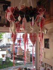 Meus corações (CANELA COOL by CAROL) Tags: natal guirlanda coração estilo decoração loja