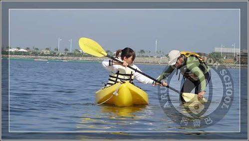 屏東C級休閒獨木舟教練講習137