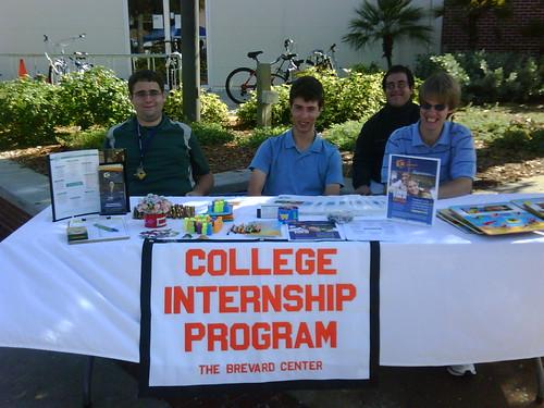 Brevard Students at Autism Awareness Festival