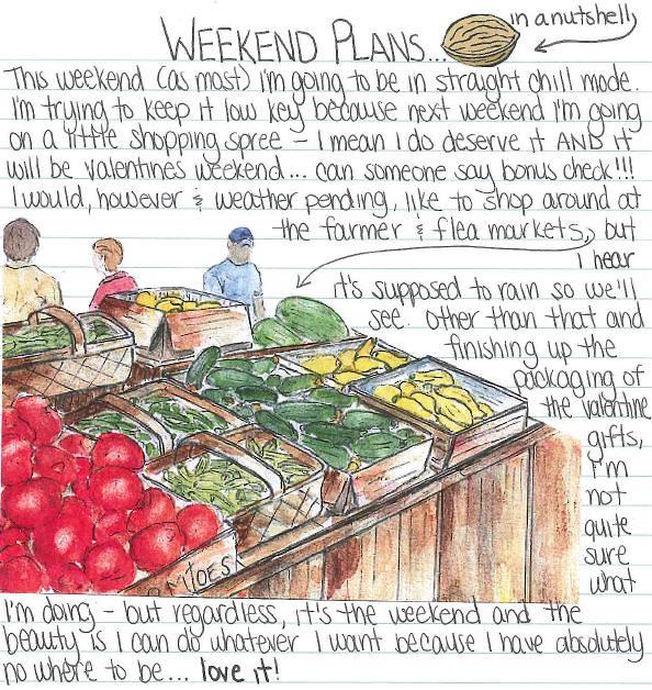 Weekend Plans 2.4.11