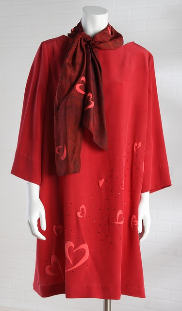 American Heart Association - Go Red for Women - dress 2