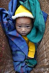 Baby (Ingiro) Tags: baby asia tribe laos etnies goldentriangle akha bambino ingiro trib triangolodoro