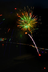 14 (morgan@morgangenser.com) Tags: pacificpalisaddes beach belairbayclub blue celebrate fireworks color iso100 july3rd loud nikon night ocean orange pch people red reflection special spectacular streaks timeexposire tripod yellow amazing