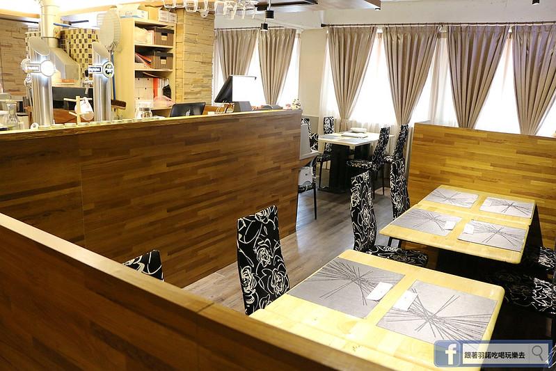 義大利米蘭手工窯烤披薩 台北中山店003