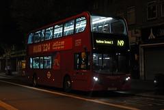 Rare Working: Route N9, London United, ADE40436, YX62BXF (Jack Marian) Tags: routen9 londonunited ade40436 ade36 yx62bxf alexander alexanderdennis alexanderdennisenviro400 enviro e400 enviro400 aldwych heathrowterminal5 hounslowbusstation buses bus london rareworking