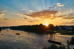 Mystic River (PaaulDvD) Tags: loire tours loirevalley indre centre landscape colors urban city center sky