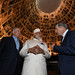 PM Modi and PM Netanyahu visiting Mount Herzl and Yad Vashem