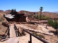 P5280593 (photos-by-sherm) Tags: calico ghost town san bernadino california ca desert mining mines history saloons gunfight museum spring