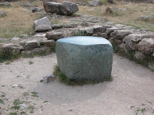 DSCN0900 Hattusas, temple I