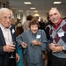 Victor & Lorraine Honig with Ted Greenberg