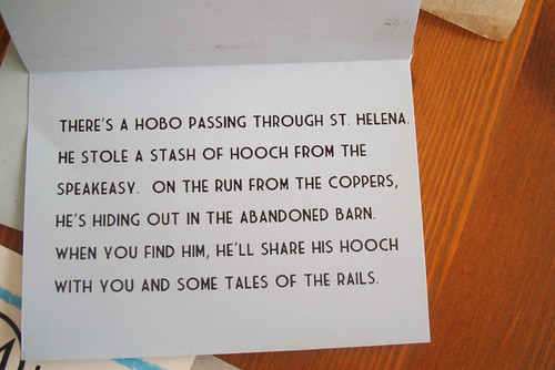 Hobo Clue