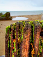 Overstrand Beach HDR
