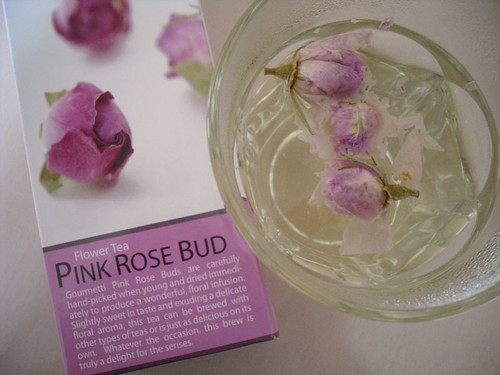 Rose bud packagin