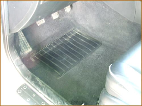 Detallado interior integral Lexus IS200-19