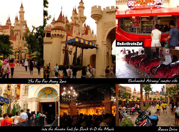Universal Studios - Far Far Away