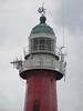 Leuchtturm von Scheveningen (Priska B.) Tags: light red lighthouse holland scheveningen nederland vuurtoren leuchtturm niederlanden wbnawnl