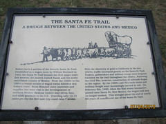 Santa Fe Trail / Ft. Nichols