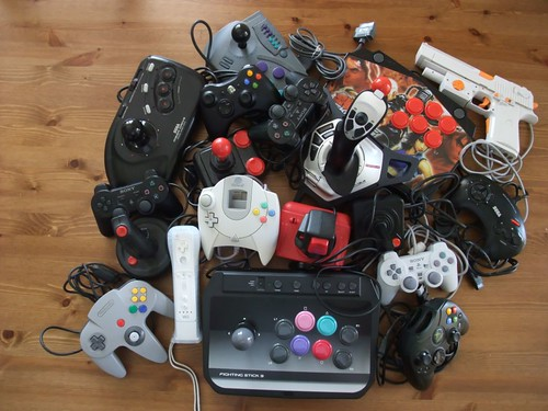 how many gaming systems can you count