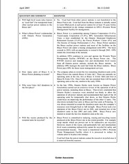 Page 4 of the Environmental Assessment Study Report, Volume 2 Appendices