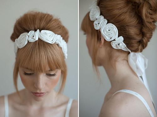 Wedding Head Pieces by Twigs Honey I Simplesmente perfeitos fiquei sem