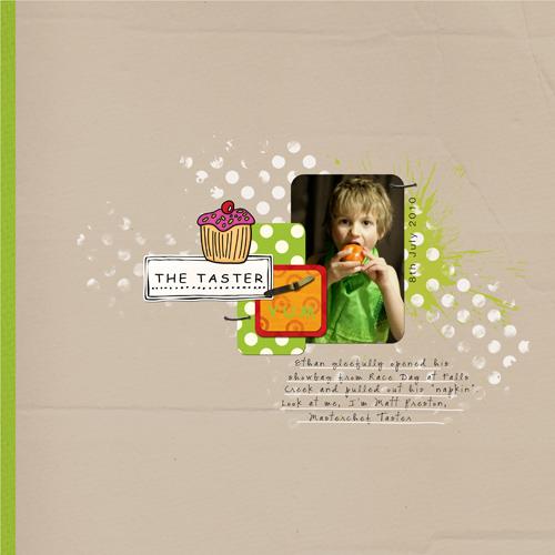 The-Taster