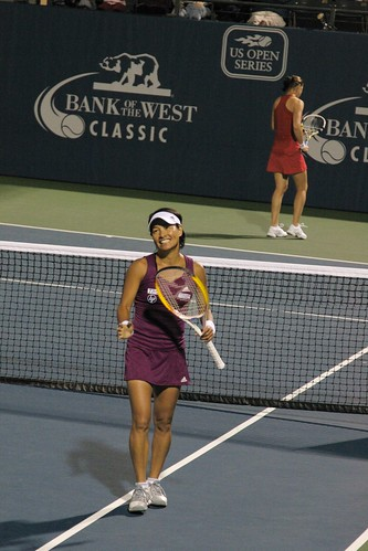 Bank of the West Classic 2010 - Safina vs. Date