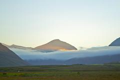 Evening fog (*Jonina*) Tags: mountains evening iceland ísland kvöld fjöll fáskrúðsfjörður faskrudsfjordur absolutelystunningscapes