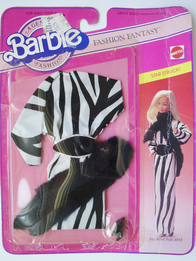 Barbie Fashion Fantasy #4184