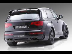 2011 JE Design Audi Q7 S-Line Pictures