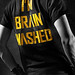 "SAM T-Shirt ""I'M BRAINWASHED"" Back"