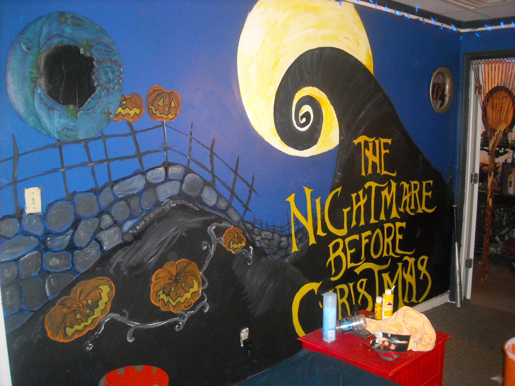 Nightmare Before Christmas Bedroom Decor Nightmare Before Christmas Room Decorations Christmas