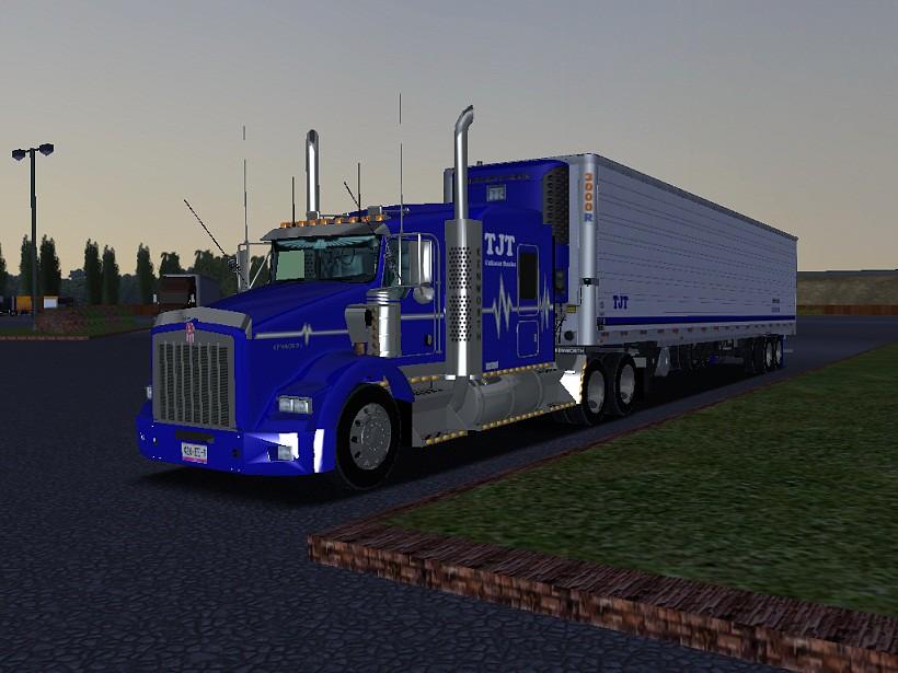 2004 Kenworth T800 Flattop 4844060409_0f1b2f5d56_b